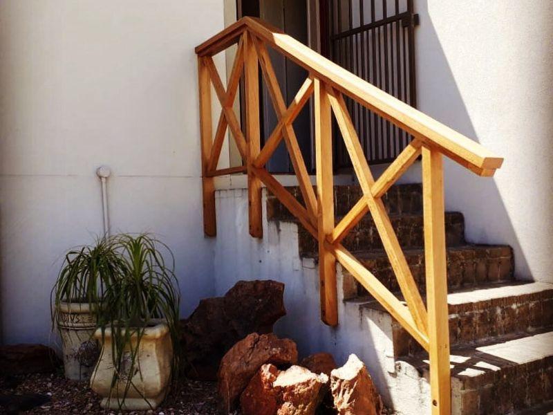 Decking Around Carpentry