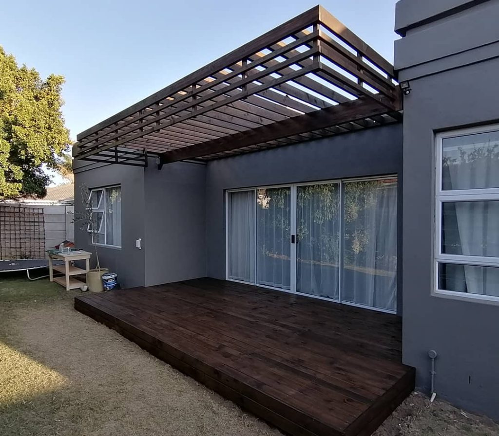 Decking Around Carpentry - Decking Cape Town